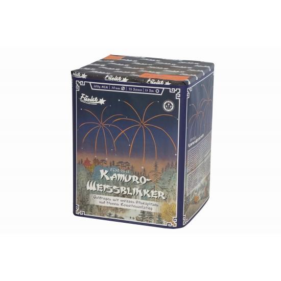 Kamuro-Weissblinker 30mm